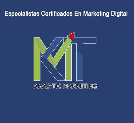 Especialistas en marketing digital